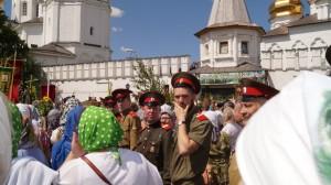 Праздник Троицы. Крестный ход с митрополитом Димитрием 2016